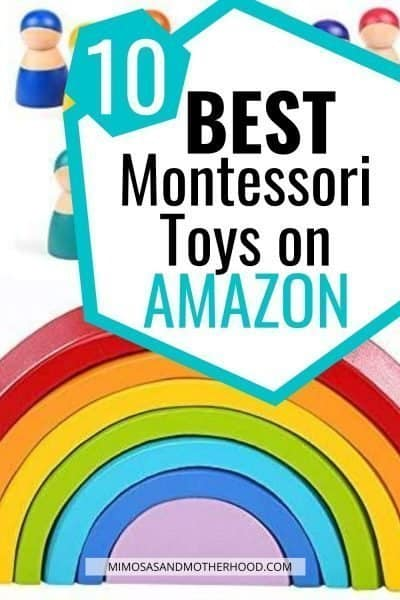 best montessori toys on amazon