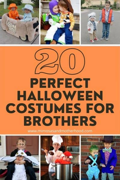 20 perfect halloween costumes for brothers