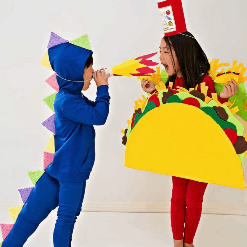 creative costumes for kids