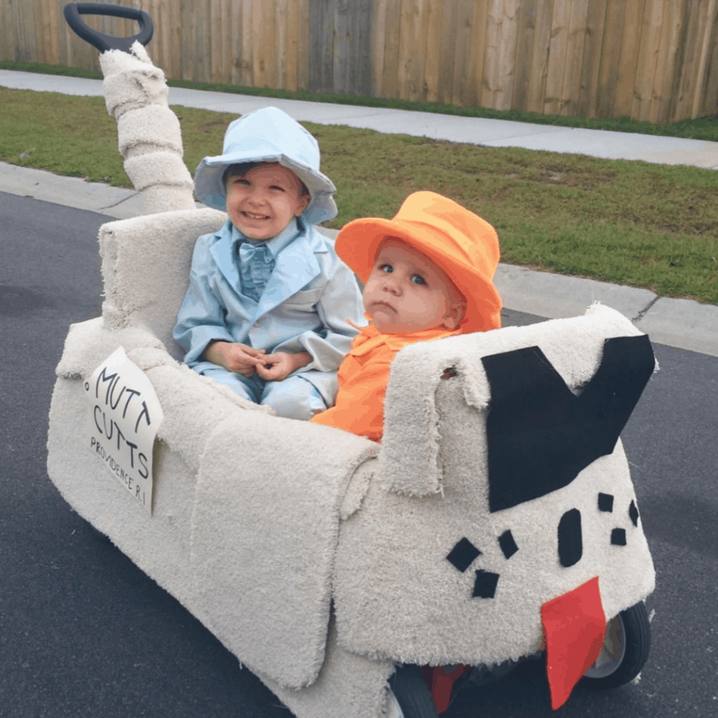 creative costumes for brothers