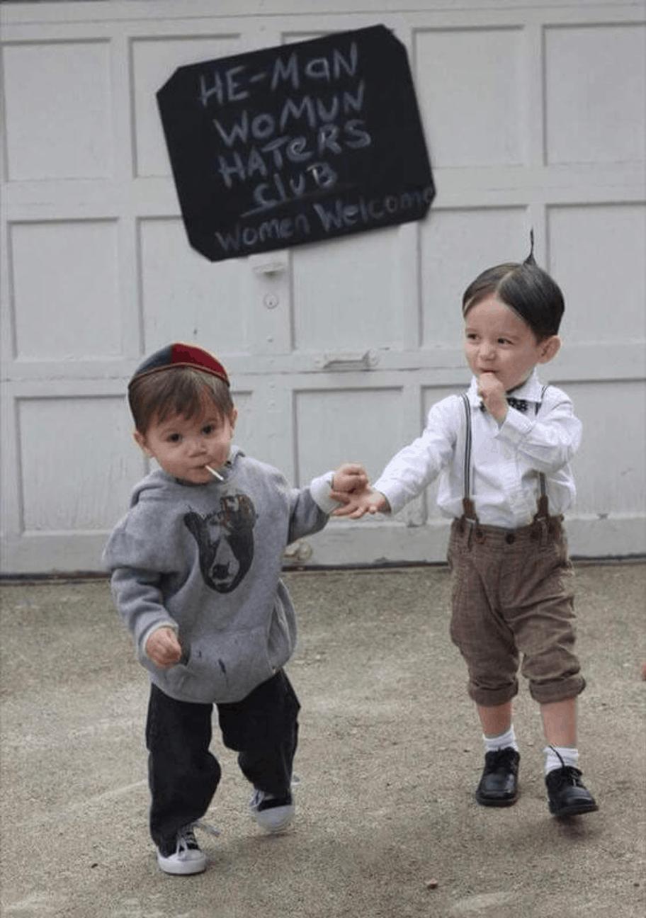little rascals costume