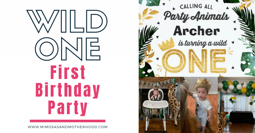 Title image wild one blog post