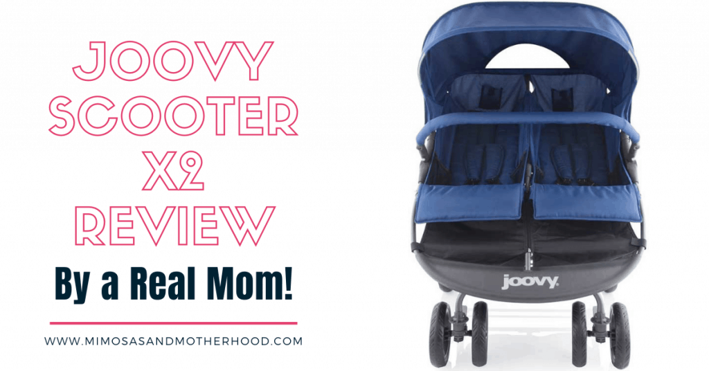 Title image for the post Joovy Scooter X2 Review