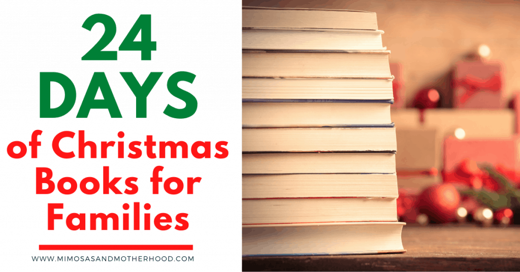 book advent calendar for families
