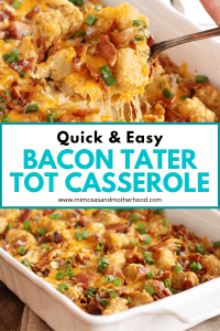 title image tater tot casserole
