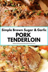 title image for pork tenderloin recipe