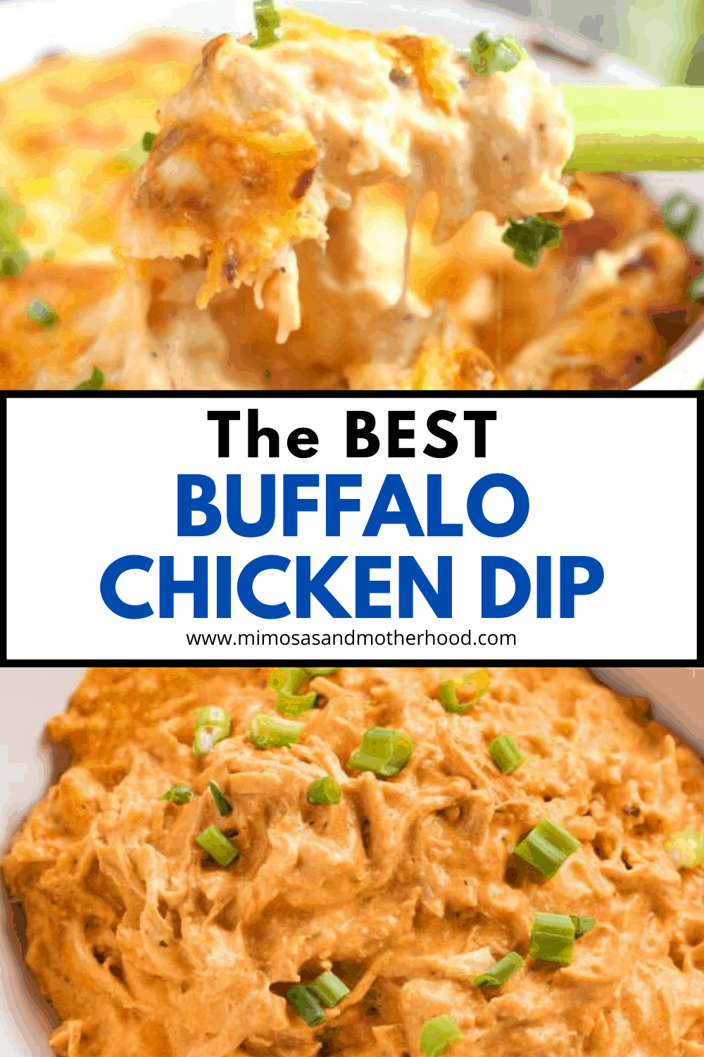 title image for chicken dip recipe