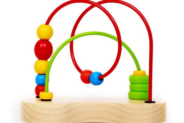 bead maze bead mover