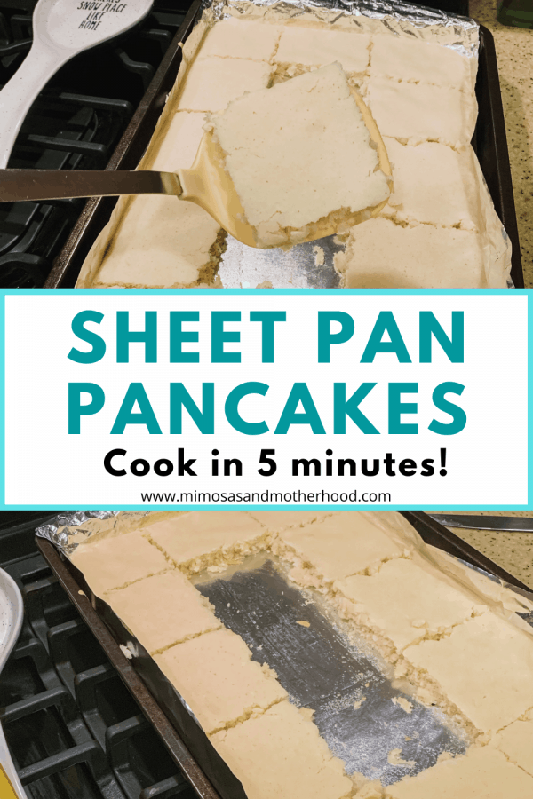 easy sheet pan pancakes recipes