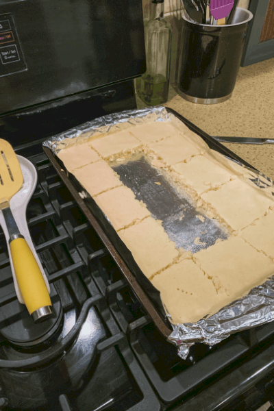 easy sheet pan pancakes