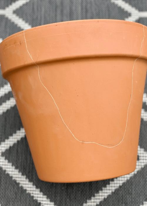 broken pot diy