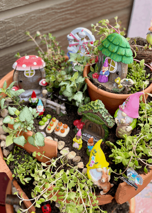 fairy garden for toddlers