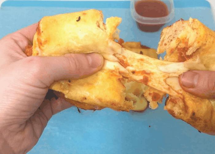 pizza pull apart