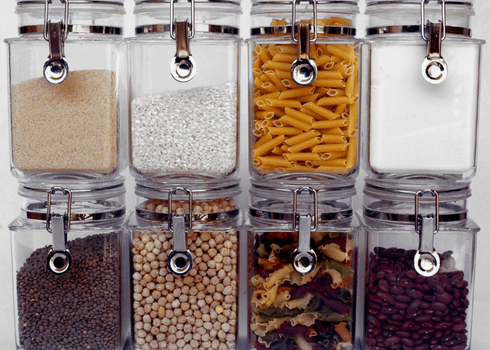 pantry staples and how long they last