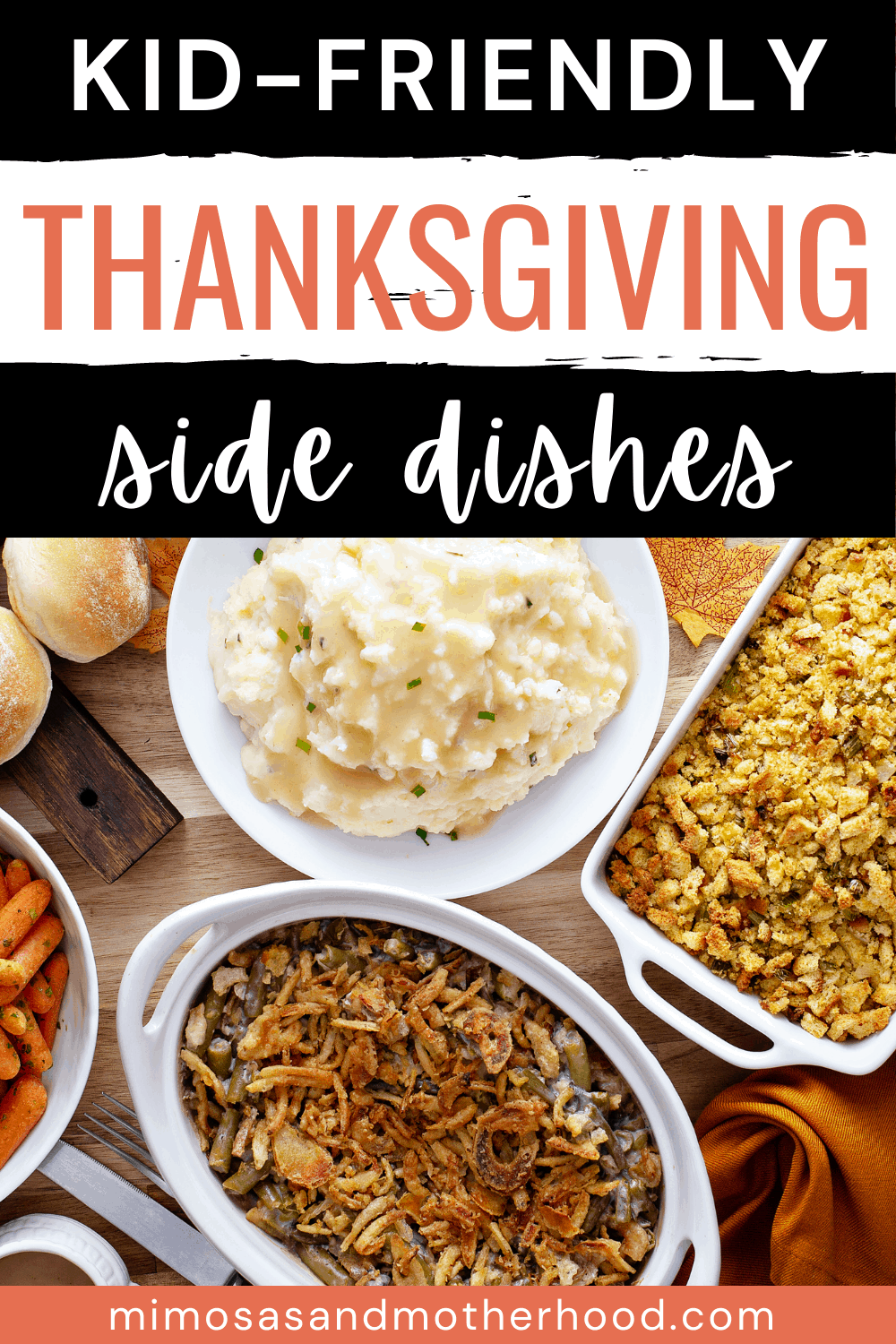 toddler friendly thanksgiving side dishes
