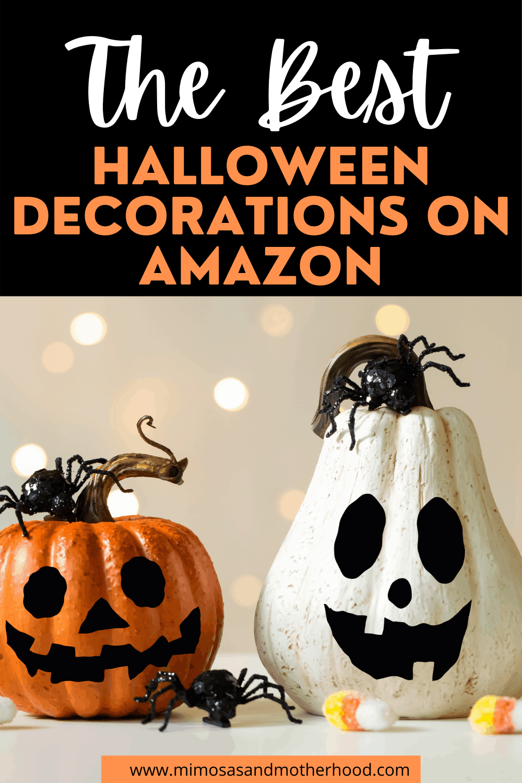 list of amazon halloween decorations