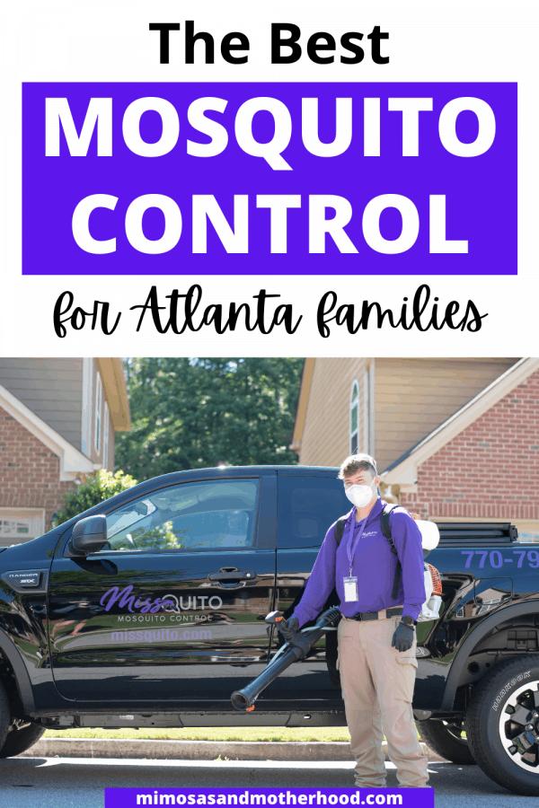 mosquito control Atlanta