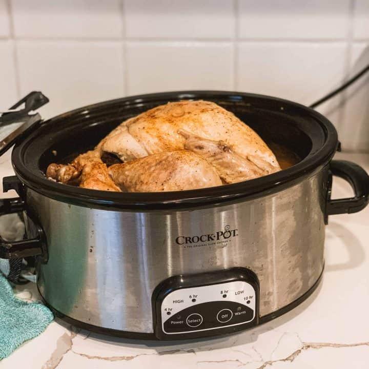 turkey in a crockpot