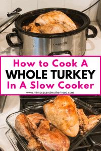crockpot turkey recipe