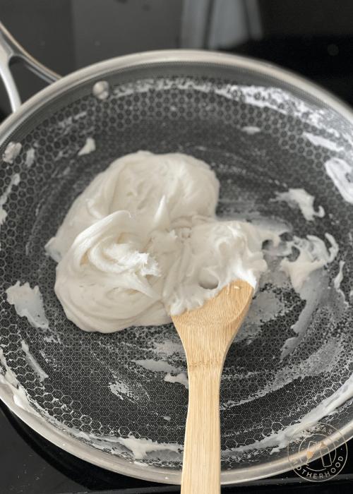 air dry clay recipe
