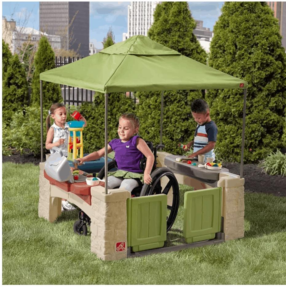 toddler patio playset