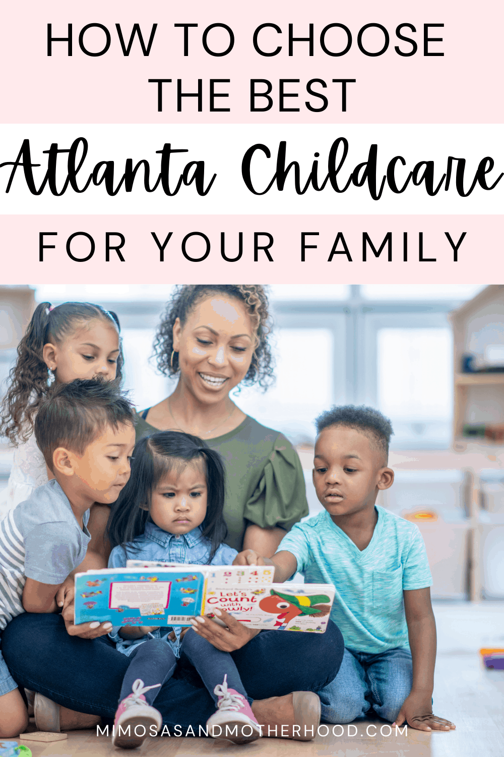 review of childcare website